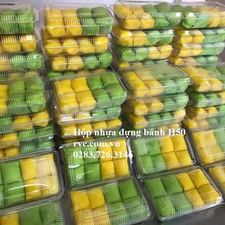 hộp H50 đựng bánh