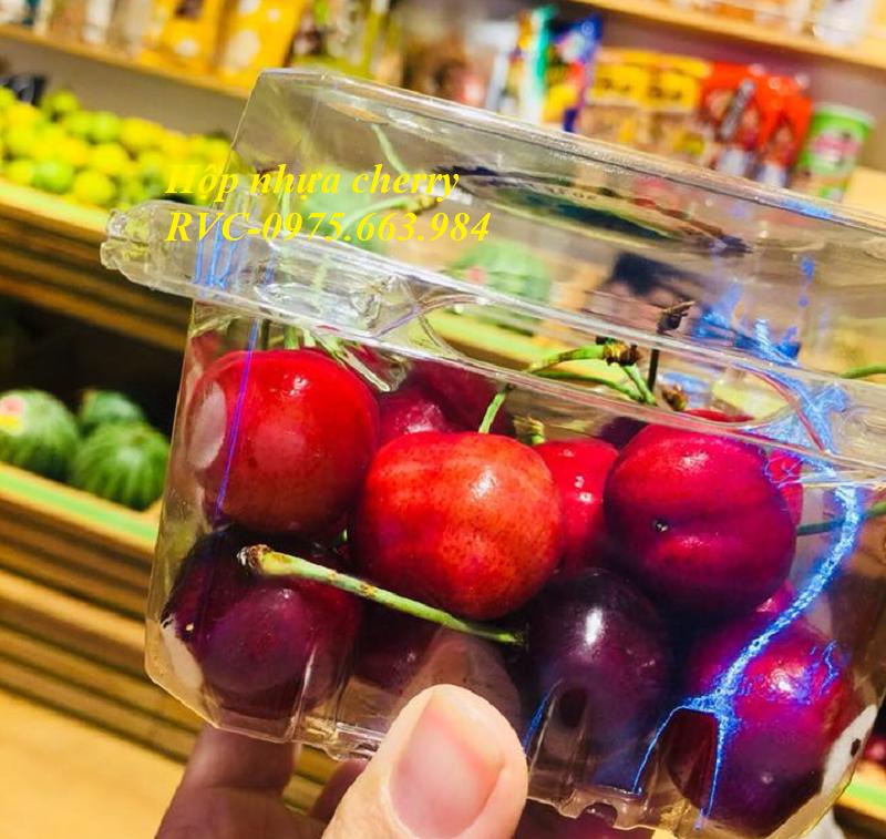 bán hộp nhựa đựng cherry
