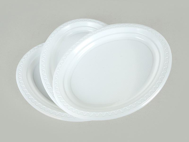 dĩa nhựa dùng 1 lần
