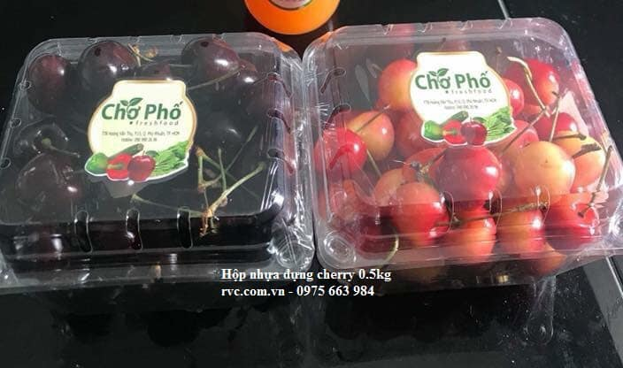 hộp nhựa trái cây tp.hcm