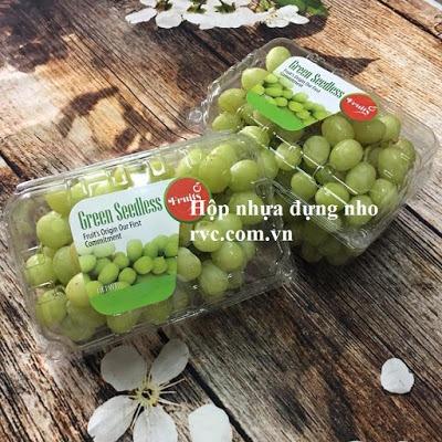 hộp nhựa đựng trái cây hồ chí minh