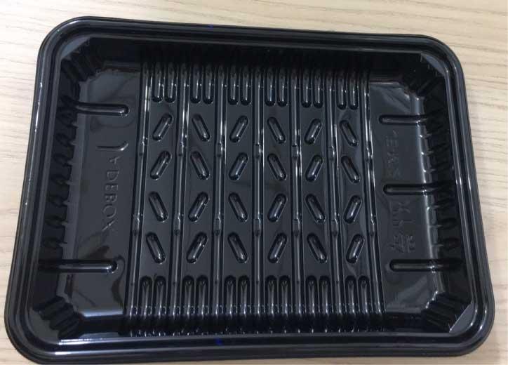 Khay nhựa đen m12