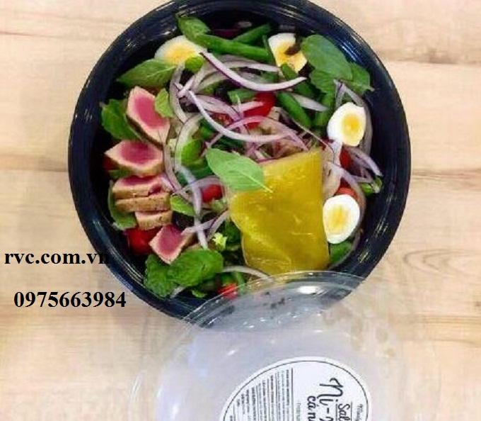 tô nhựa salad f700b